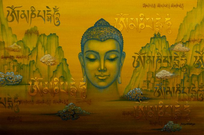 Yuliya Glavnaya, Buddha The Message