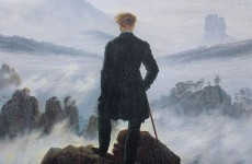 caspar david friedrich eserleri
