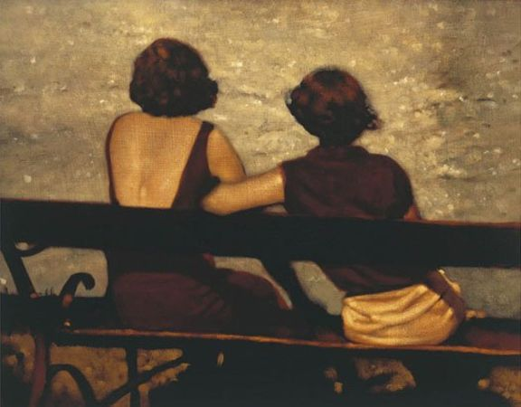 Anne Magill, By The River