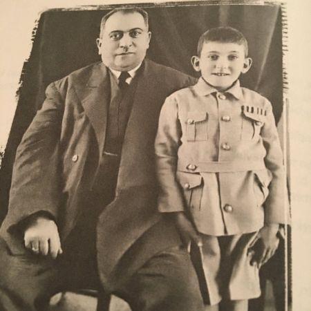 Babası ile