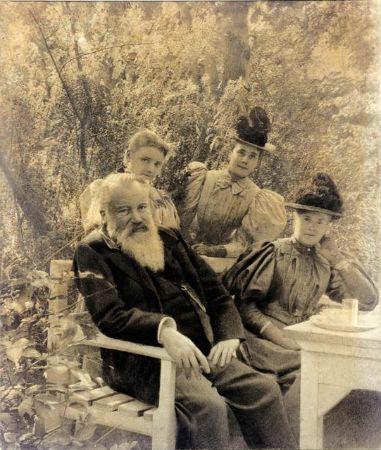 Brahms, 1893