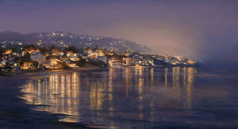 Evgeny Lushpin, Laguna Beach Weekend