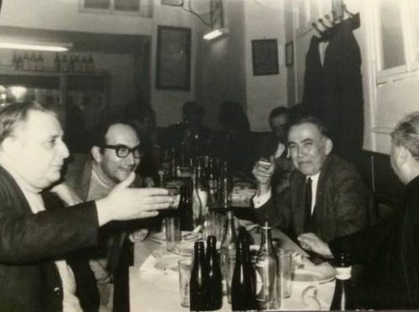 Hilmi Yavuz, Behçet necatigil, Fazıl Hüsnü, 1972
