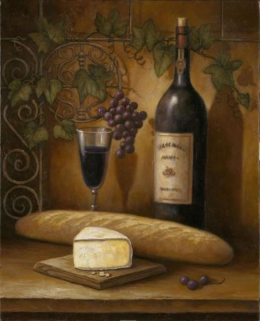 John Zaccheo, Cheese And Wine