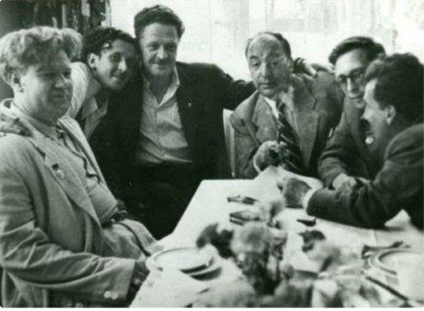 Nazım Hikmet ve Pablo Neruda