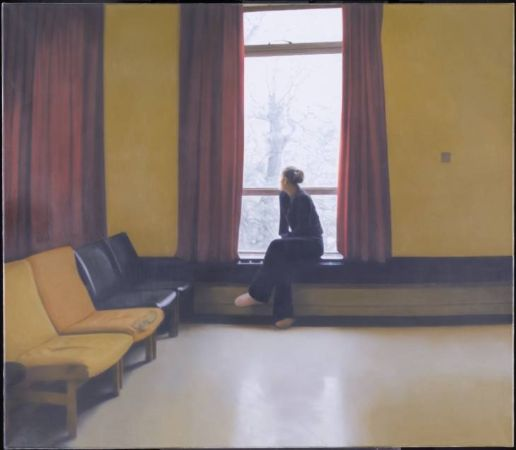 Paul Winstanley, Woman At A Window