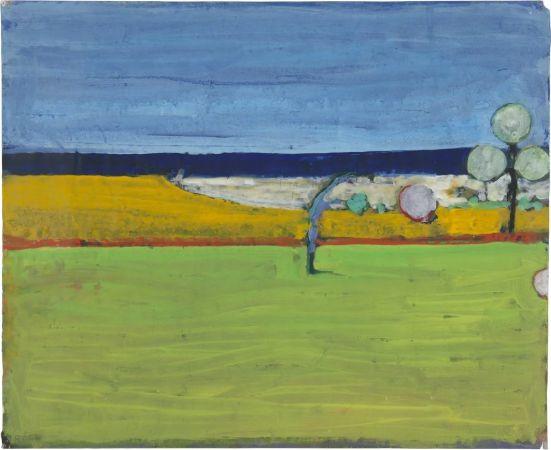 Richard Diebenkorn, Invented Landscape