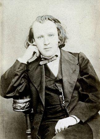brahms, 1855