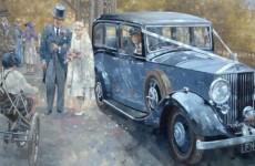 1930s Country Wedding, Peter Miller