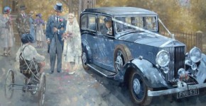 1930s Country Wedding, Peter Miller