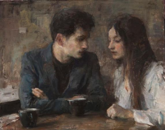 Ron Hicks, Cafe Couple
