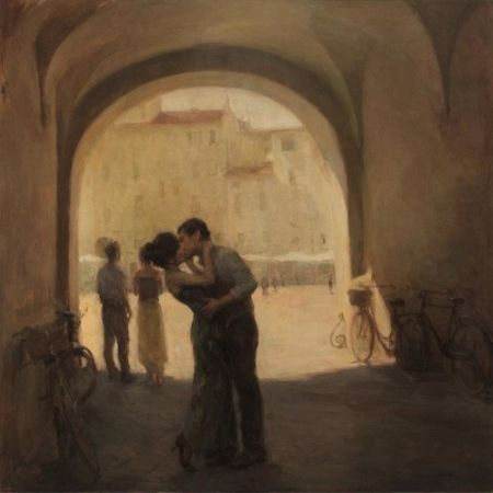 Ron Hicks, The Italian Plaza