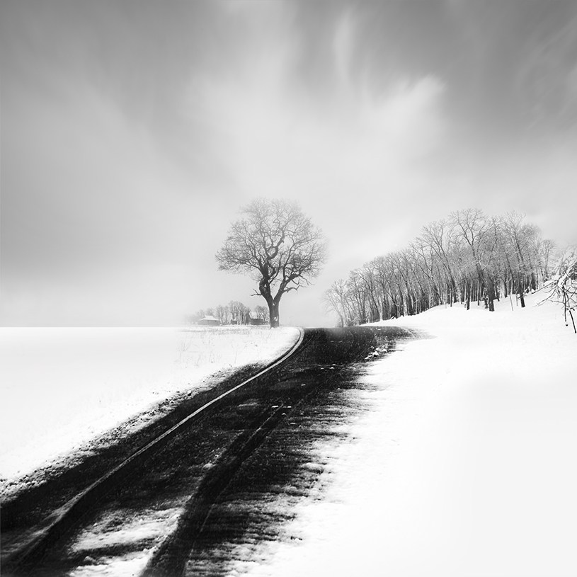 Vassilis Tangoulis, Snowscape VII