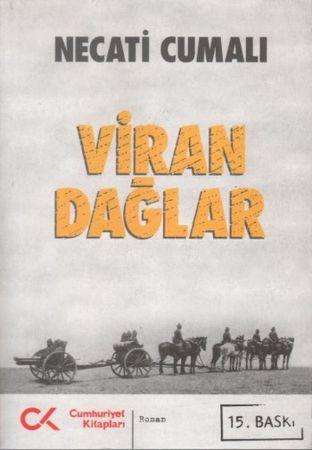 necati cumalı Viran Dağlar kitabı