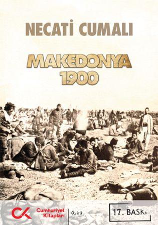 necati cumali Makedonya 1900 kitabı