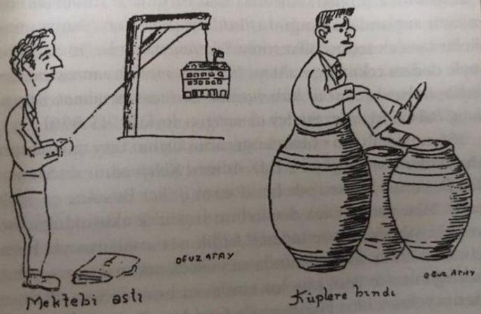 oguz atay karikatur