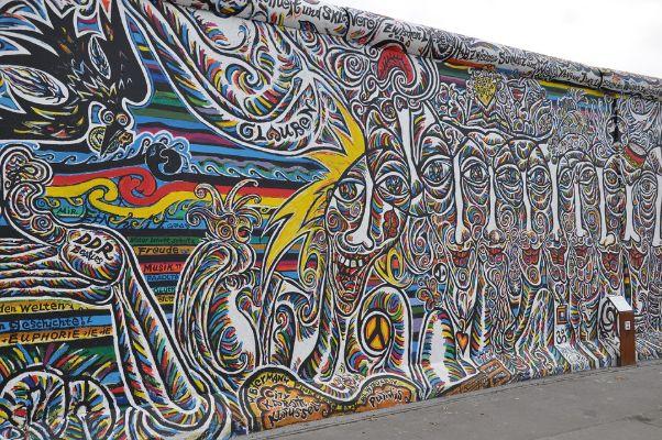 berlin duvari grafiti