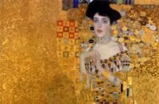 Gustav Klimt, Portrait of Adele Bloch-Bauer I, 1907 (1)
