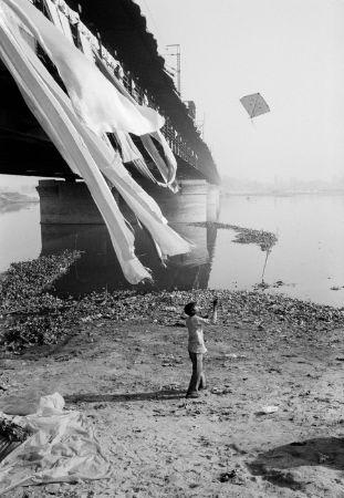 John Vink, Hindistan, 1996