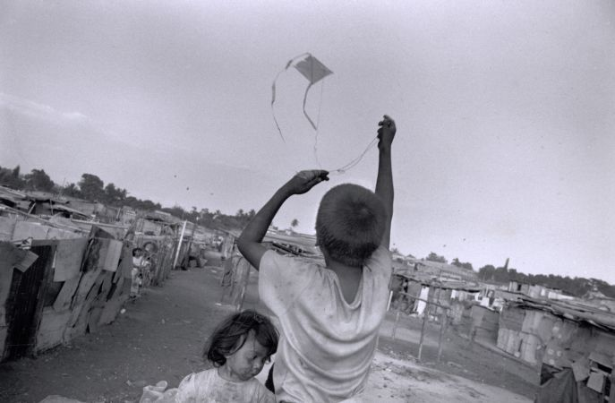 Larry Towell, El Salvador, 1991
