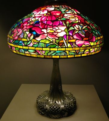 Louis Comfort Tiffany, Glass Lamps, 1905-191o