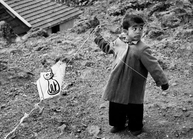 Marc Riboud, Türkiye, 1955