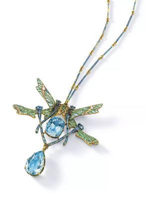 René Lalique, mucevher