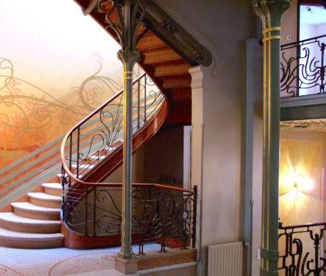 Victor Horta, Tassel Oteli, 1892-93