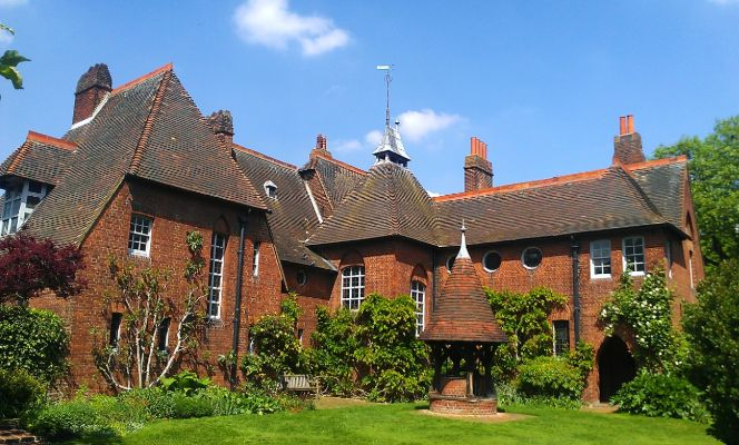 William Morris, Red House, 1859-60