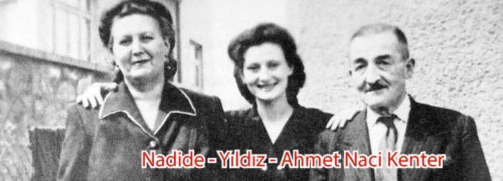 Yıldız Kenter'in anne ve babası