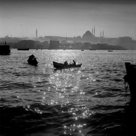 yıldız moran, Haliç, 1954
