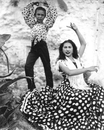 yıldız moran, İspanya, 1952