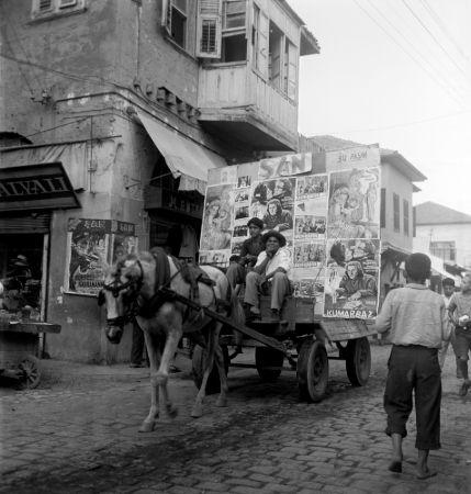 yıldız moran, Mersin, 1955
