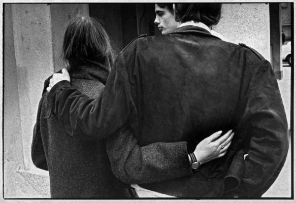 Henri Cartier-Bresson, İsviçre, 1966