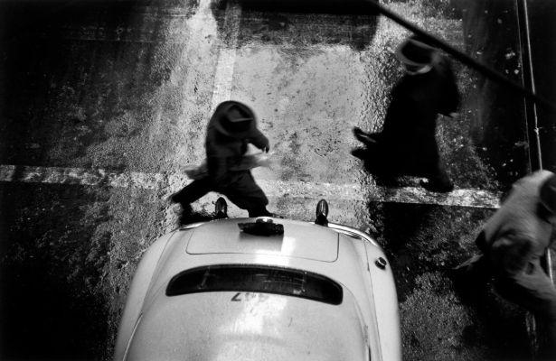 Werner Bischof, ABD, 1953