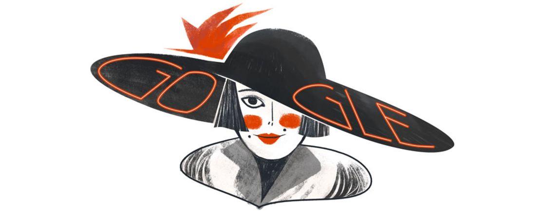 semiha berksoy doodle