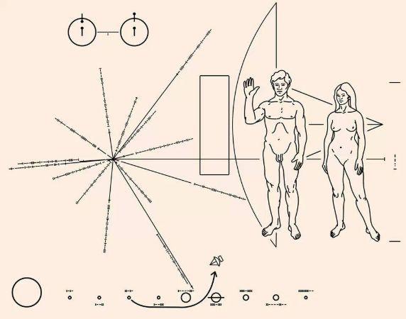 carl sagan pioneer 10 1972