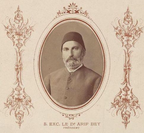 Hacı Arif Bey'in Portresi