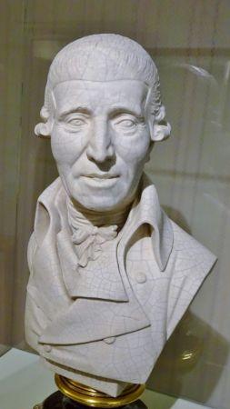 Anton Grassi, Bust of Haydn, 1802