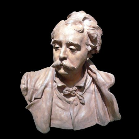Auguste Rodin, Bust of Albert-Ernest Carrier-Belleuse, 1882