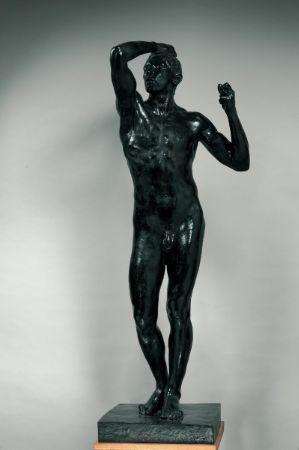 Auguste Rodin, L'Âge d'Airain, 1877