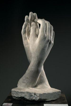 Auguste Rodin, La Catedral, 1908