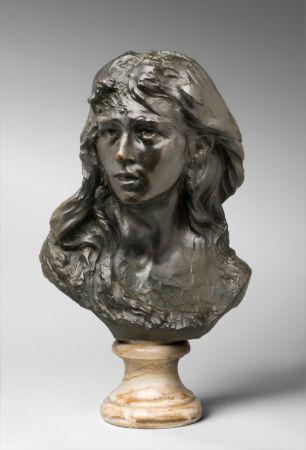 Auguste Rodin, Mignon, 1867-68
