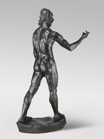 Auguste Rodin, Saint John The Baptist, 1880