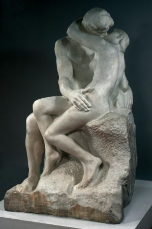 Auguste Rodin, The Kiss, 1882