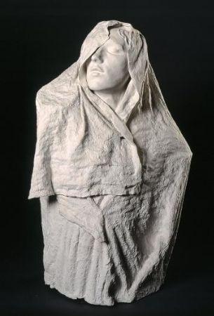 Auguste Rodin, Torse de l'Âge d'airain drapé, 1895-96