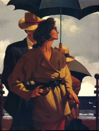 Jack Vettriano, Right Time, Right Place