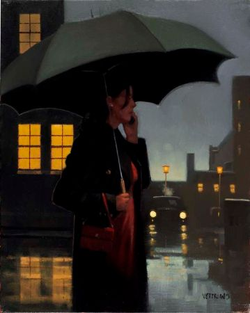 Jack Vettriano, Umbrella