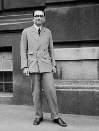 Kurt Gödel gençlik (2)