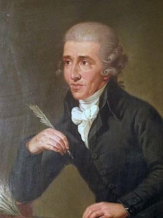 Luigi Schiavonetti, Portrait of Franz Joseph Haydn, 1825
